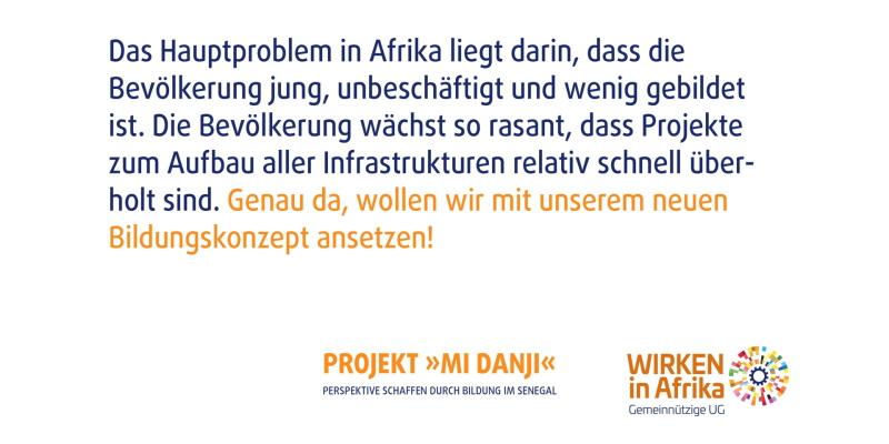 Zitate über Probleme in Afrika