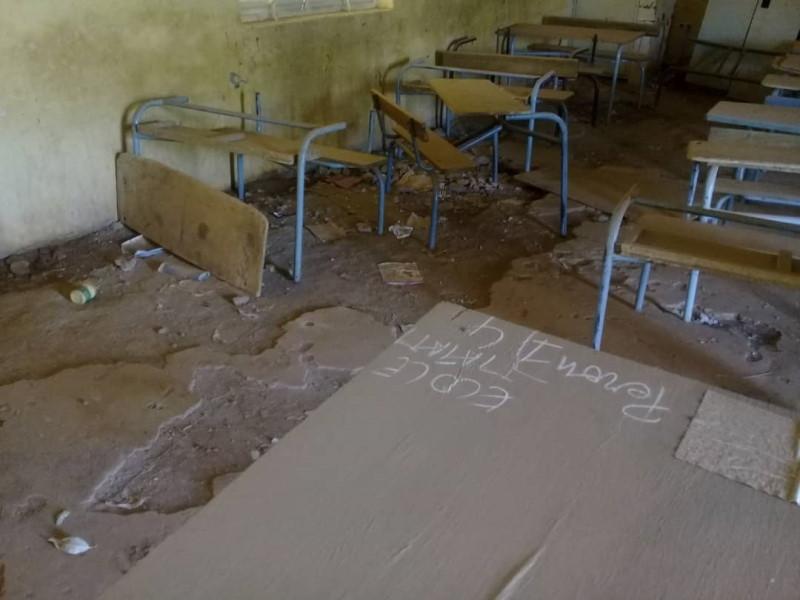 Schule Senegal