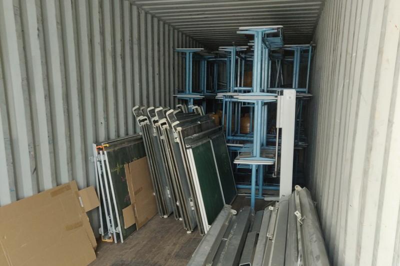 Container Spende
